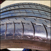 Used Performance Tires