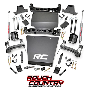 Rough Country Lift Kit