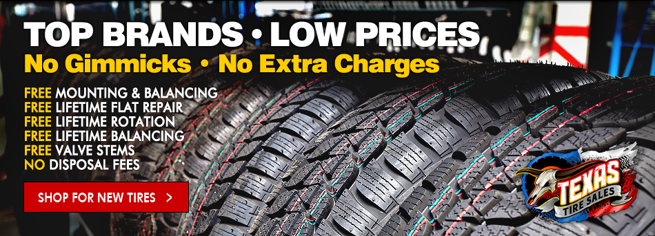 Discount Auto Center >> Texas Tire Sales | Tires, Wheels, & Auto Repair and 4x4 Parts in Weatherford, TX